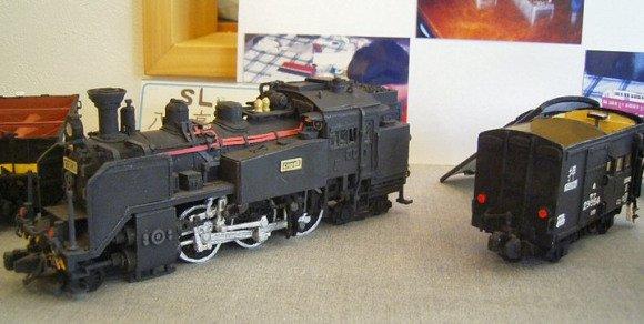Hisashi Fukushima - Train Model